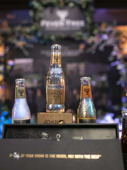 Fever-Tree Stand