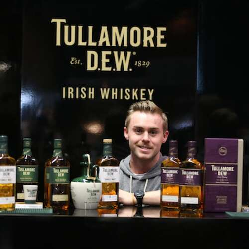 Tullamore D.E.W Stand
