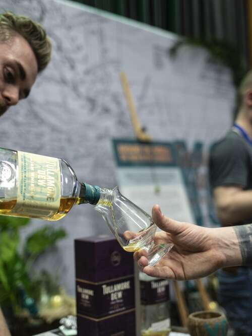 Tullamore DEW Stand